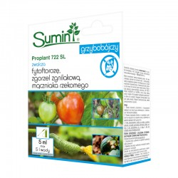 Środek grzybobójczy PROPLANT 722SL - 5ml SUMIN