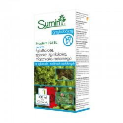Środek grzybobójczy PROPLANT 722SL - 100ml iglaki i rośliny ozdobne SUMIN