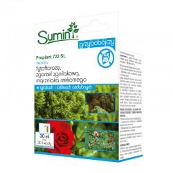 Środek grzybobójczy PROPLANT 722SL - 30ml iglaki i rośliny ozdobne SUMIN