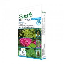 Środek grzybobójczy RIDOMIL GOLD MZ PEPITE 67,8 WG - 10g na rośliny ozdobne SUMIN