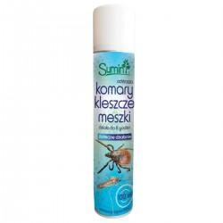 Aerozol do odstraszania komarów i kleszczy - 100ml SUMIN