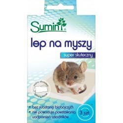 Lep na myszy - 3szt. SUMIN