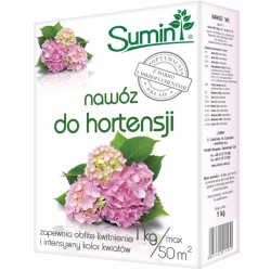 Nawóz do hortensji - 1kg SUMIN