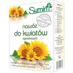 Nawóz do kwiatów ogrodowych - 1kg SUMIN