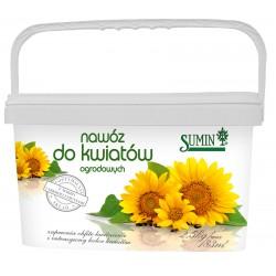 Nawóz do kwiatów ogrodowych - 2,5kg SUMIN
