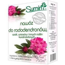 Nawóz do rododendronów, azalii i wrzosów - 1kg SUMIN
