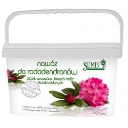 Nawóz do rododendronów, azalii i wrzosów - 2,5kg SUMIN