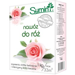 Nawóz do róż - 1kg SUMIN