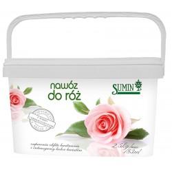 Nawóz do róż - 2,5kg SUMIN