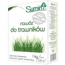 Nawóz do trawników - 1kg SUMIN