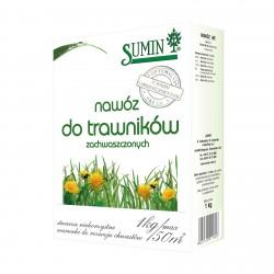 Nawóz do trawników zachwaszczonych - 1kg SUMIN