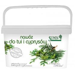 Nawóz do tui i cyprysów - 2,5kg SUMIN