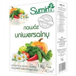 Nawóz uniwersalny - 1kg SUMIN