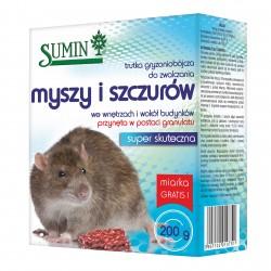 Trutka granulat - 200g SUMIN