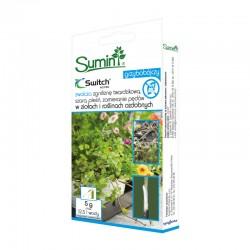 Środek grzybobójczy SWITCH 62,5 WG - 5g zioła i rośliny ozdobne SUMIN