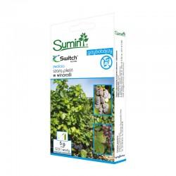 Środek grzybobójczy SWITCH 62,5 WG - 5g choroby winogron SUMIN