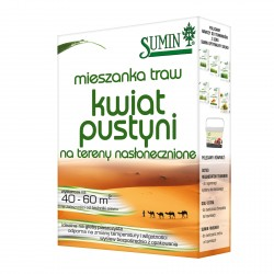 Trawa na tereny suche KWIAT PUSTYNI - 1kg SUMIN