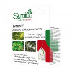 TYTANIT poprawia związywanie owoców - 5ml SUMIN