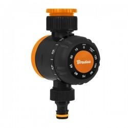 BLACK LINE Mechaniczny zegar przepływu wody