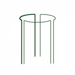 Podpora pierścieniowa do roślin 40x35cm - 1/3 koła
