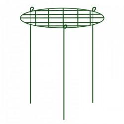 Podpora pierścieniowa do roślin 50x75cm siatkowa