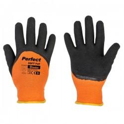 Rękawice ochronne PERFECT SOFT FULL rozmiar 8 lateks