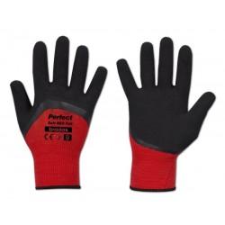 Rękawice ochronne PERFECT SOFT RED FULL rozmiar 8 lateks
