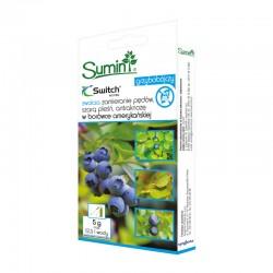 Środek grzybobójczy SWITCH 62,5 WG - 5g choroby borówki SUMIN