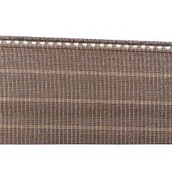 Mata osłonowa DECO DARK 0,9x5m brązowo-beżowa
