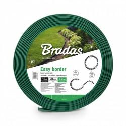 Zestaw z obrzeżem trawnikowym EASY BORDER 40mm zieleń