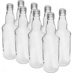 Butelka na wódkę 0,5l -  8szt.