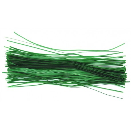 Drut ogrodniczy płaski