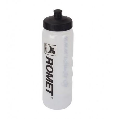 Bidon 1,0 L. Sport bezbarwny z logo ROMET