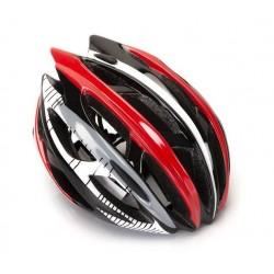 Kask rowerowy FLOW czerwony M/L ROMET