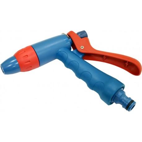 Pistolet plastikowy z prostym strumieniem