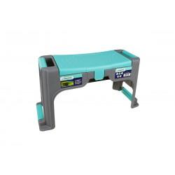 Podkładka ogrodowa 3-funkcyjna podkładka stołek lub schowek