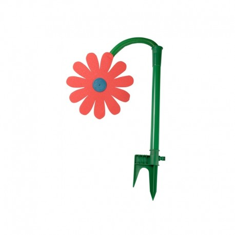 zraszacz tańczący kwiatek