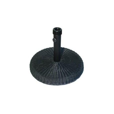 Podstawa pod parasol czarna 22kg