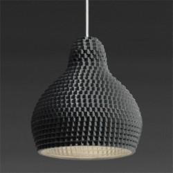 Lampa czarna 72pi