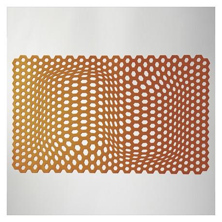 Podkładka pomarańczowa Cage tovagliette