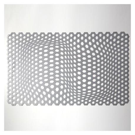 Podkładka srebrna Cage tovagliette