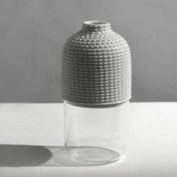 Wazon biały chapeaux pour vase 1