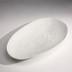 Półmisek biały Fingerbowl