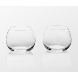 Szklanki 2szt. blob water/wine