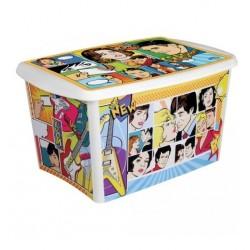 Pojemnik Deep Box komiks 18,7L