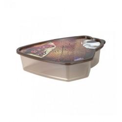Pojemnik do żywności DECORA Coffe 1,25L