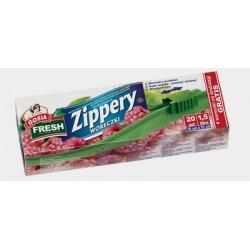 Woreczki Zippery 1,5L/20szt.