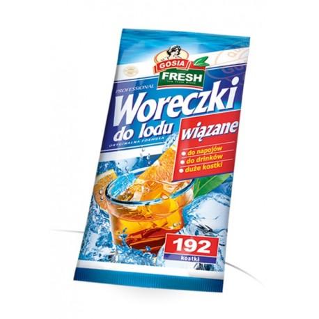 Gosia Woreczki do lodu wiązane 192 kostk