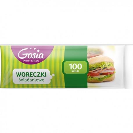 Gosia Woreczki śniadaniowe 17x27 a-100