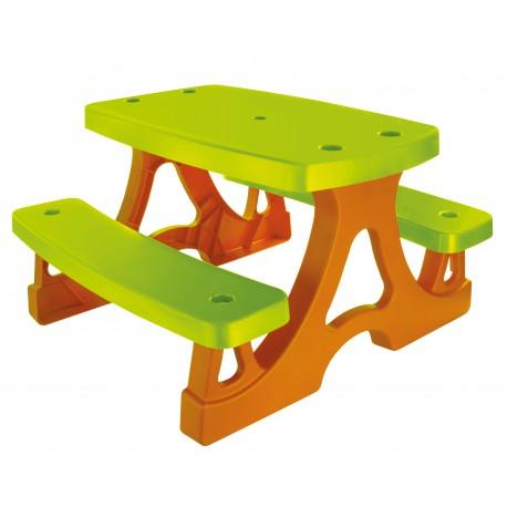 Stolik ogrodowy piknikowy